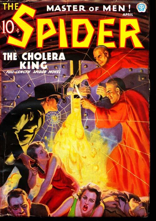 Spider, The - 04/36 - NFINE - ID#: 80-96614