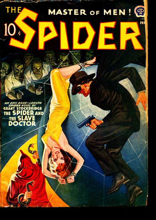 Spider, The - 02/41 - GOOD + - ID#: 80-96672