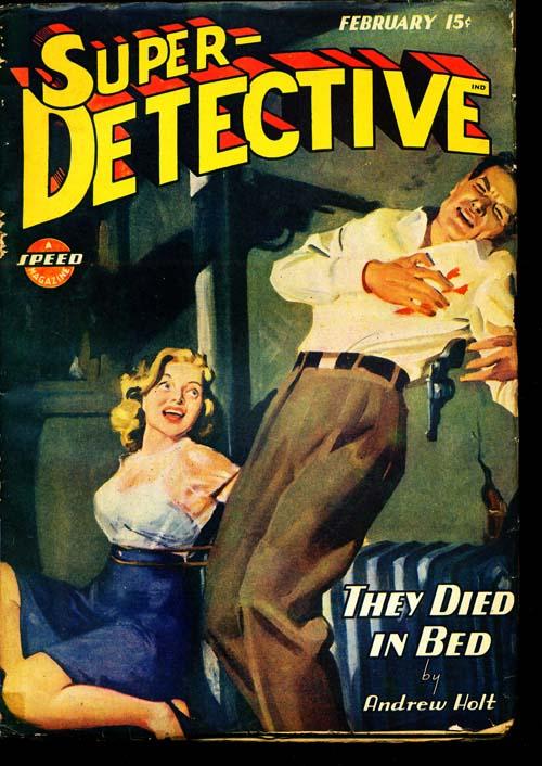 Super-Detective - 02/45 - VGOOD - ID#: 80-96798