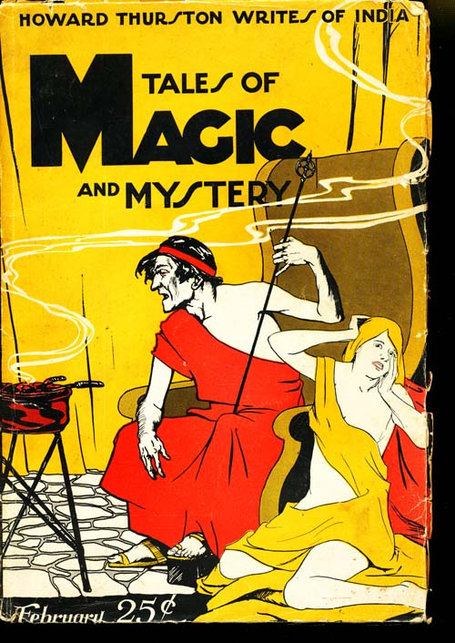 Tales Of Magic And Mystery - 02/28 - VGOOD - ID#: 80-96824