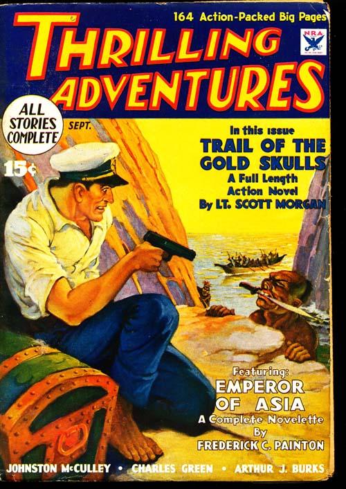 Thrilling Adventures - 09/34 - NFINE - ID#: 80-96909
