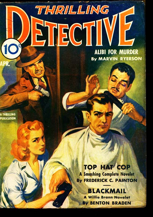 Thrilling Detective - 04/41 - VGOOD + - ID#: 80-96949