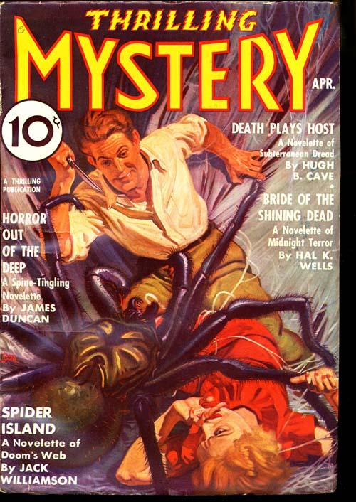 Thrilling Mystery - 04/37 - FINE - ID#: 80-96968