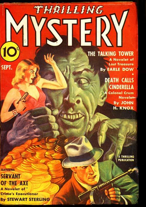 Thrilling Mystery - 09/41 - NFINE - ID#: 80-96989