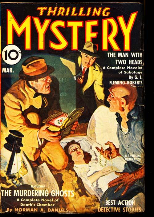 Thrilling Mystery - 03/42 - GOOD+ - ID#: 80-96991
