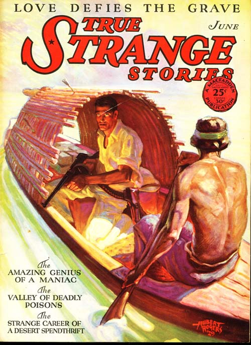 True Strange Stories - 06/29 - FINE + - ID#: 80-97034