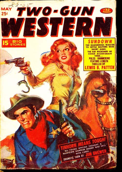 Two-Gun Western - 05/53 - VGOOD - ID#: 80-97039