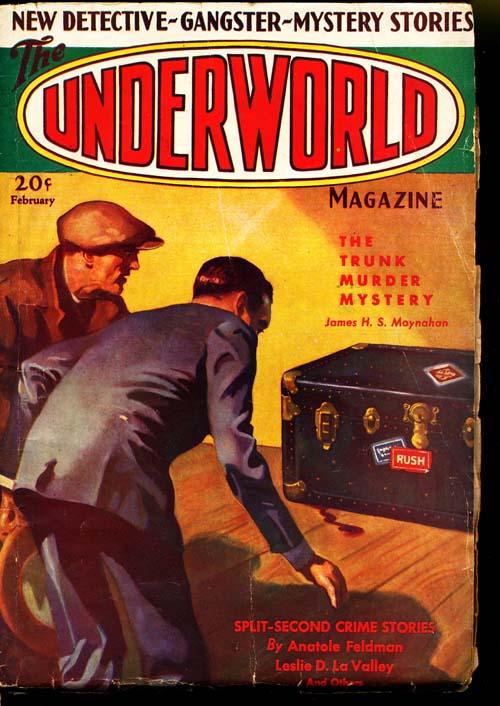 Underworld Magazine - 02/32 - VGOOD - ID#: 80-97068