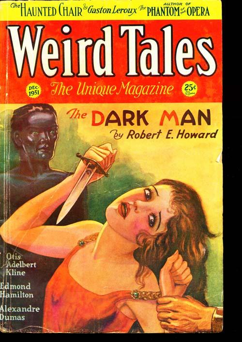 Weird Tales - 12/31 - GOOD + - ID#: 80-97116