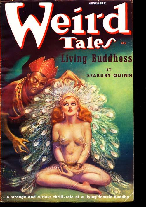 Weird Tales - 11/37 - VGOOD + - ID#: 80-97136