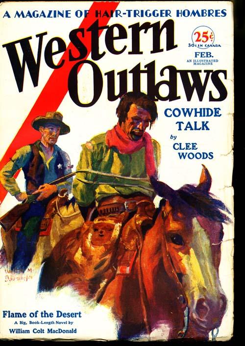 Western Outlaws - 02/30 - VGOOD - ID#: 80-97153