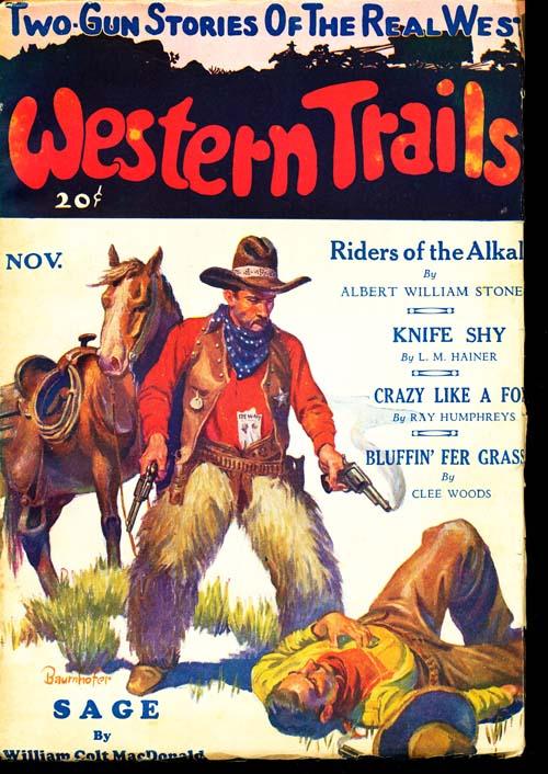 Western Trails - 11/28 - FINE - ID#: 80-97171