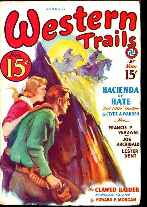 Western Trails - 01/33 - FINE - ID#: 80-97185