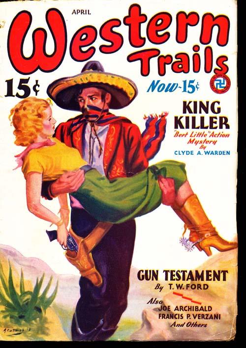 Western Trails - 04/33 - VGOOD + - ID#: 80-97186