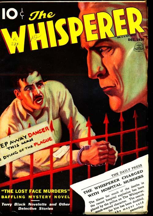 Whisperer, The - 12/37 - VGOOD - ID#: 80-97199