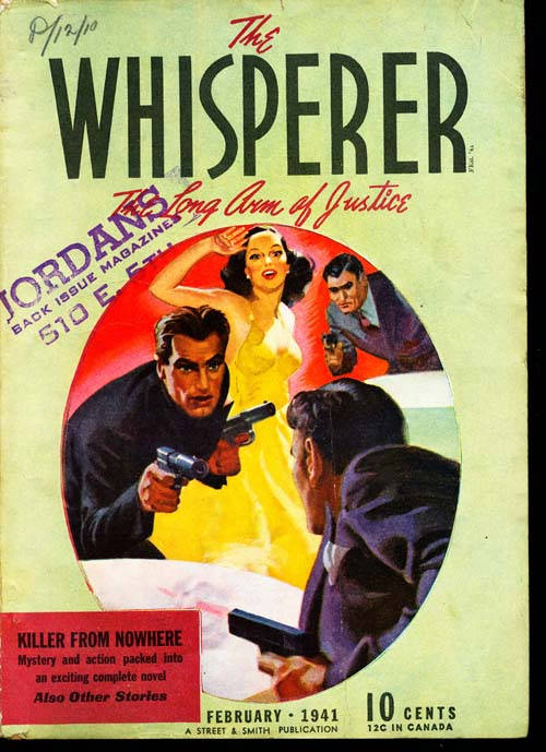 Whisperer, The - 02/41 - VGOOD - ID#: 80-97201