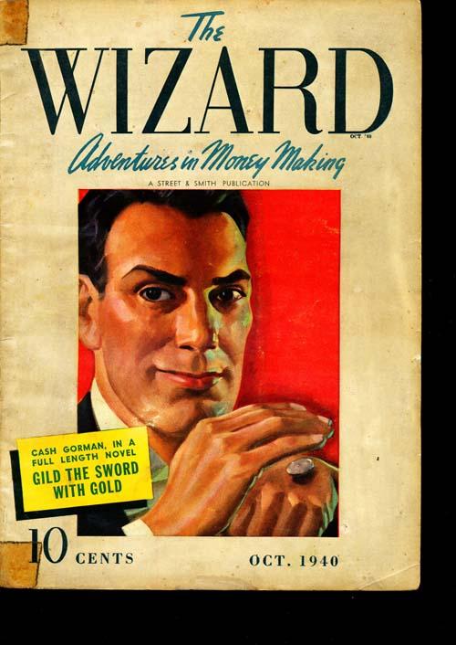 Wizard - 10/40 - GOOD + - ID#: 80-97231