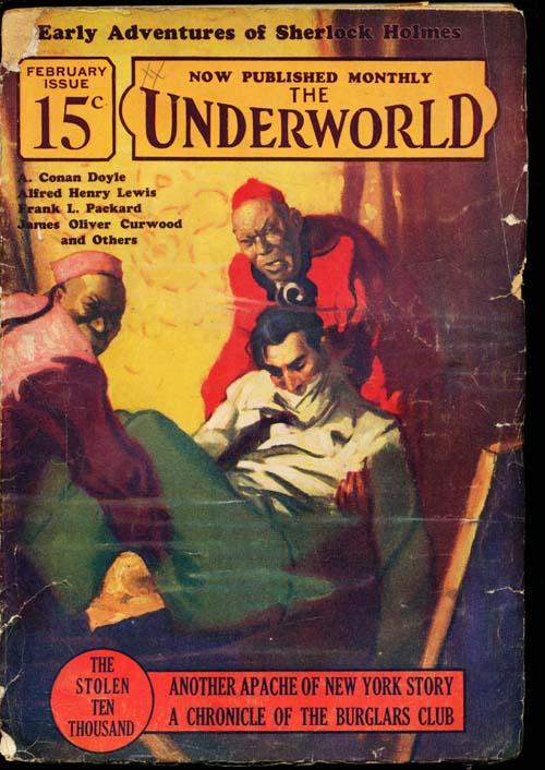 Underworld, The - 02/29 - GOOD + - ID#: 80-98740