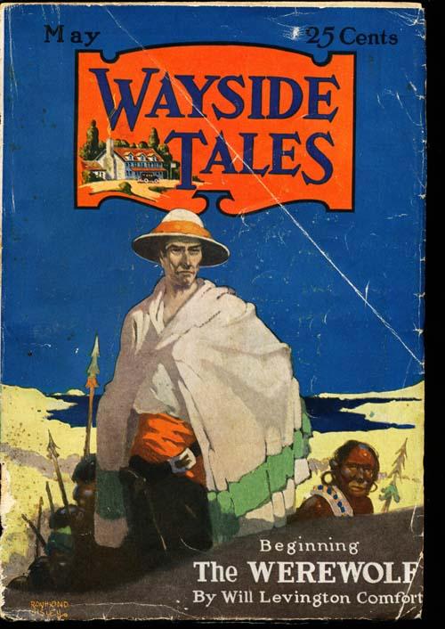 Wayside Tales - 05/22 - VGOOD - ID#: 80-98750