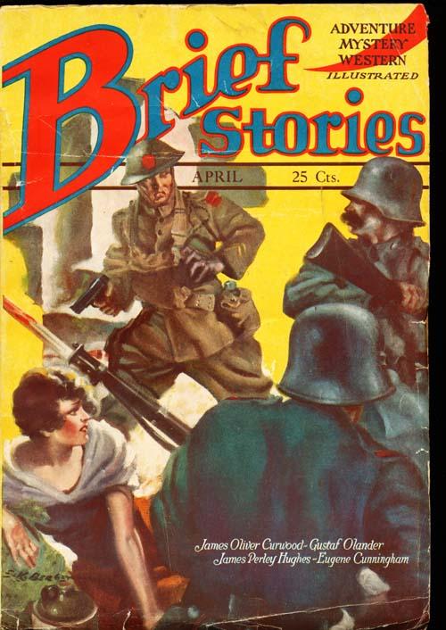 Brief Stories - 04/28 - GOOD - ID#: 80-98770