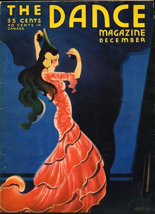 Dance Magazine - 12/31 - VGOOD + - ID#: 80-98891