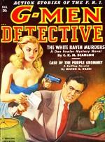 G-MEN DETECTIVE 50.FALL