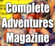 Complete Adventures Magazine