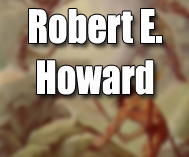 Robert E. Howard HB - OP