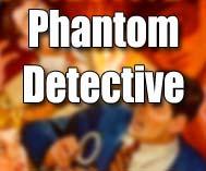Phantom Detective Paperbacks