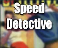 Speed Detective