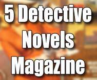 5 Detective Novels Magazine