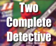 Two Complete Detective Books