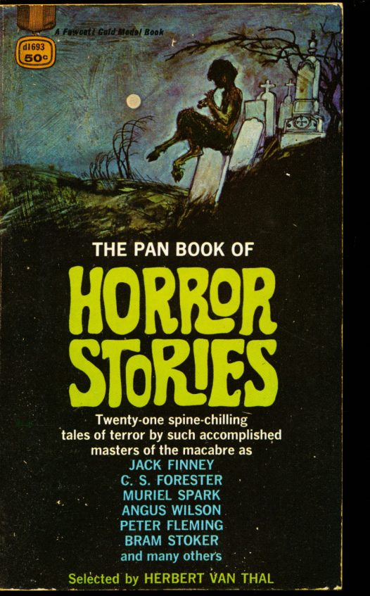 Pan Book Of Horror Stories – Jack Finney – Adventure House