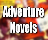 Adventure Novels Magazine