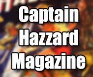 Captain Hazzard Magazine