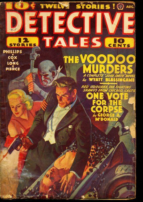 Detective Tales - 08/39