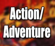 Action/Adventure Paperbacks