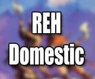 REH Domestic Paperbacks