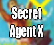 Secret Agent X Paperbacks