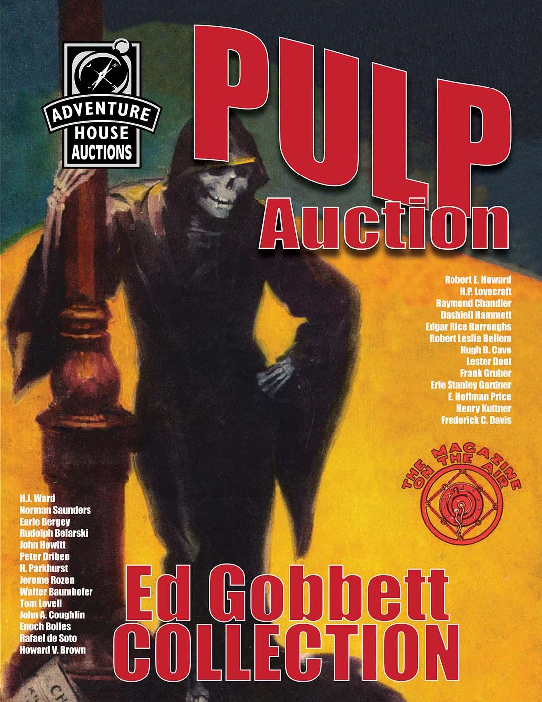 Ed Gobbett Auction Catalog - 130 Page Full Color ...