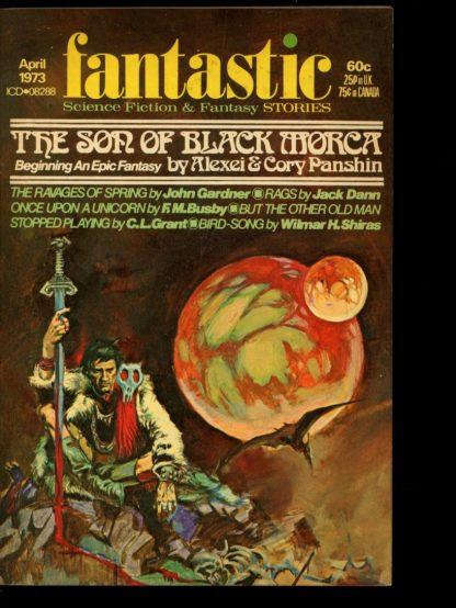 FANTASTIC - 04/73 - 04/73 - VG - Ultimate Publishing