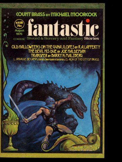 FANTASTIC - 08/75 - 08/75 - VG - Ultimate Publishing