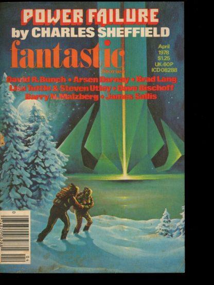 FANTASTIC - 04/78 - 04/78 - VG - Ultimate Publishing