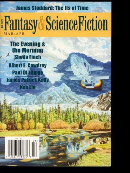 FANTASY & SCIENCE FICTION - 03-04/11 - 03-04/11 - FN - Spilogale