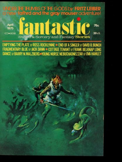 FANTASTIC - 04/75 - 04/75 - VG - Ultimate Publishing