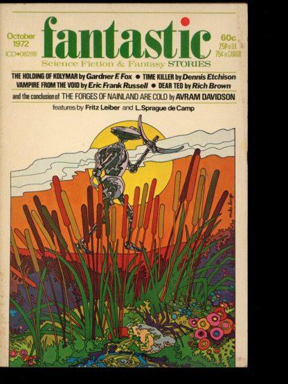 FANTASTIC - 10/72 - 10/72 - VG - Ultimate Publishing