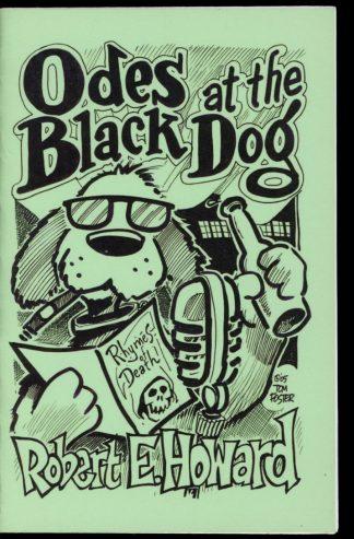 ODES AT THE BLACK DOG - #70 OF 100 - -/06 - FN - Herman