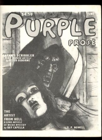 PURPLE PROSE - #11 - 06/99 - VG - Chomko