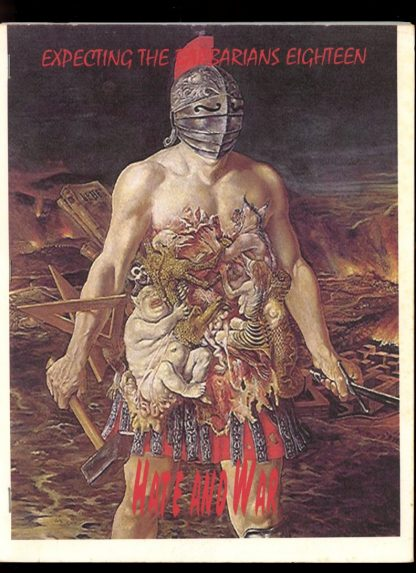 EXPECTING THE BARBARIANS - #18 - 08/99 - VG-FN -