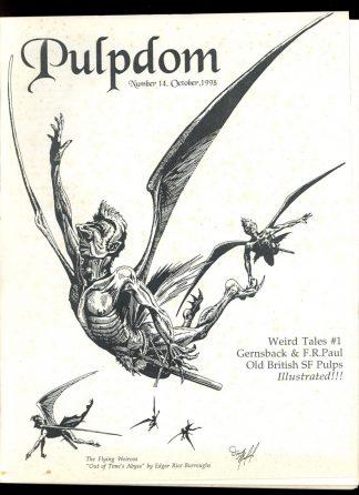 PULPDOM - #14 - 10/98 - VG - Cazedessus